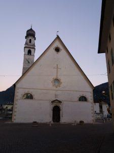 Chiesa Parrocchiale di Mezzano di San Giorgio